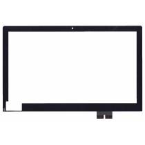 Сенсорное стекло (тачскрин) для Lenovo IdeaPad Flex 2 15 черное