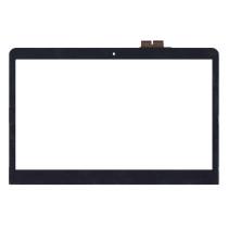 Сенсорное стекло (тачскрин) для Sony SVF14 черный