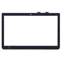 Сенсорное стекло (тачскрин) для Toshiba Satellite E45T-B S40T-B черное