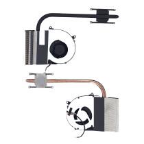 Система охлаждения для ноутбука Asus X75 X75A X75SV X75VB F75VC F75VD VER-1