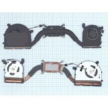 Система охлаждения для ноутбука Lenovo Ideapad 710S 710S-13IKB 710S-13ISK