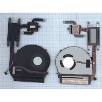 Система охлаждения для ноутбука Lenovo IdeaPad Flex 14 15