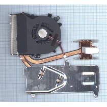 Система охлаждения для ноутбука Sony Vaio VGN-NW