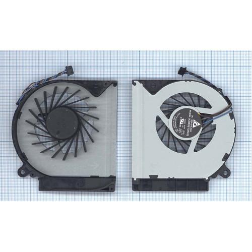Вентилятор (кулер) для ноутбука HP Envy 15-3000 15-3100 15-3200 15t-3000 левый (большой)