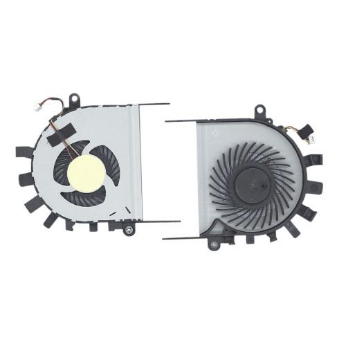 Вентилятор (кулер) для ноутбука Acer Aspire V5-551 V5-551G V5-551P (с крышкой)