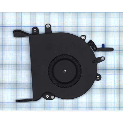 Вентилятор (кулер) для ноутбука Apple MacBook Pro Retina 15 A1707 левый (2016, 2017)