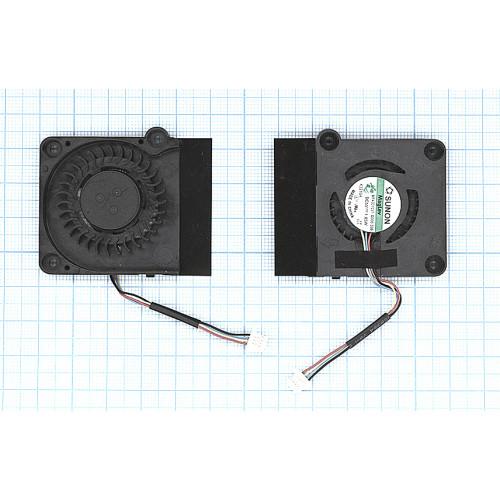 Вентилятор (кулер) для ноутбука Asus Eee PC 1001HA 1005HA 1008HA     4601005