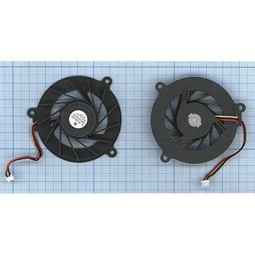 Вентилятор (кулер) для ноутбука Asus F3J A8 (3 Pin, короткий провод)    4603001