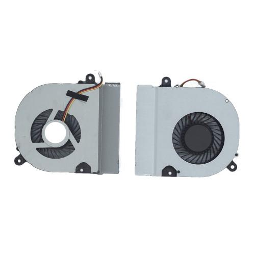 Вентилятор (кулер) для ноутбука Asus A45 A85 K45 P45 R400 X45 (толщина 9мм) VER-2