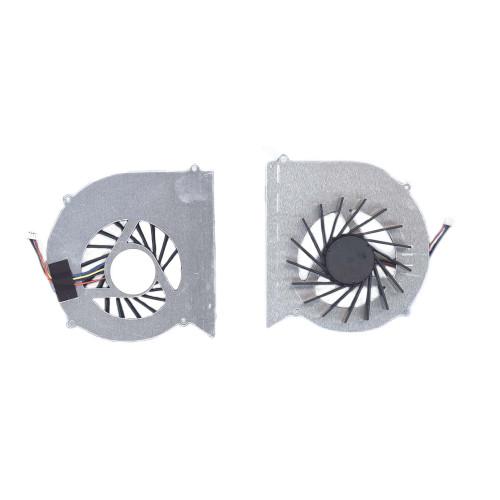 Вентилятор (кулер) для ноутбука Asus N43D, N43J, N43S