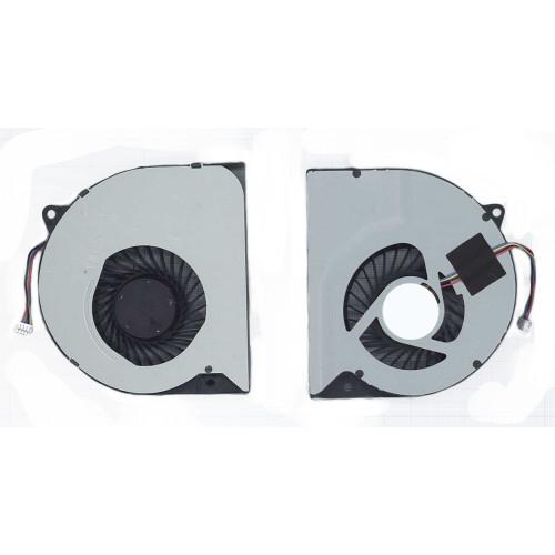 Вентилятор (кулер) для ноутбука Asus N45 N55