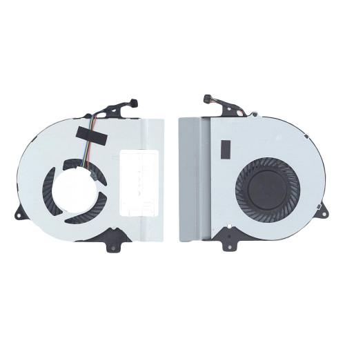 Вентилятор (кулер) для ноутбука Asus Q501 Q501LA