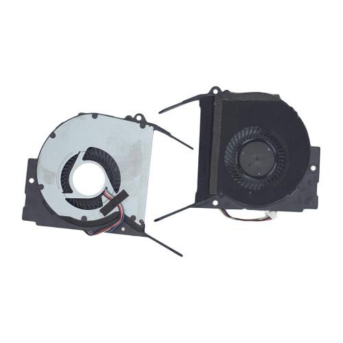 Вентилятор (кулер) для ноутбука Asus U36 U36S U36SG U36J U36JC