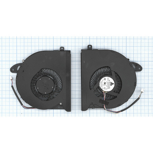 Вентилятор (кулер) для ноутбука Asus U46 U46E U46S U46SV BAL6 BAL5 BAL7