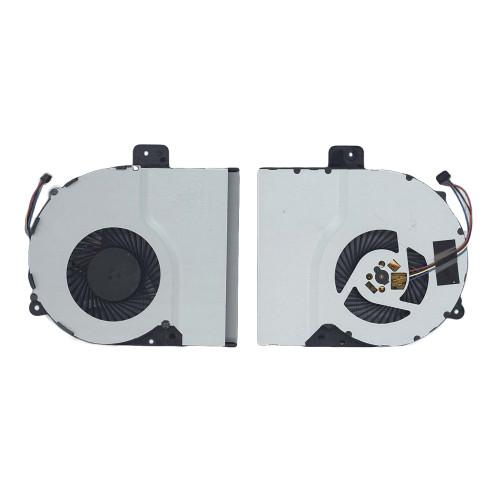 Вентилятор (кулер) для ноутбука Asus X751L X751LX
