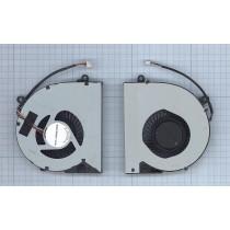Вентилятор (кулер) для ноутбука Asus F75A X75