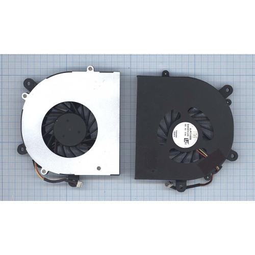 Вентилятор (кулер) для ноутбука Clevo P150 P170 P370 P570 CPU