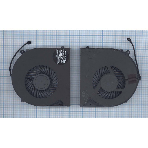 Вентилятор (кулер) для ноутбука Clevo P775 P870