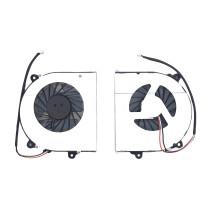 Вентилятор (кулер) для ноутбука MSI Q2556 Clevo W150 W350 W370 VER-1