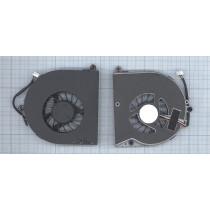 Вентилятор (кулер) для ноутбука Dell Alienware M17X R2 F603N (левый)