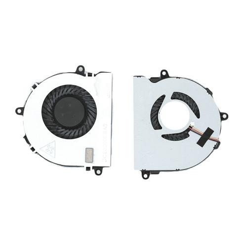 Вентилятор (кулер) для ноутбука Dell Inspiron 15 3521, 15 5521, 17R 3721, 17R 5721
