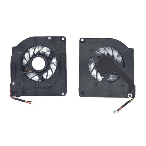 Вентилятор (кулер) для ноутбука Dell Latitude D520 D530