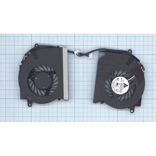 Вентилятор (кулер) для ноутбука HP EliteBook 2540 2540P VER-2