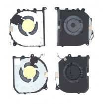 Вентилятор (кулер) для ноутбука Dell XPS 15 9550 (пара)