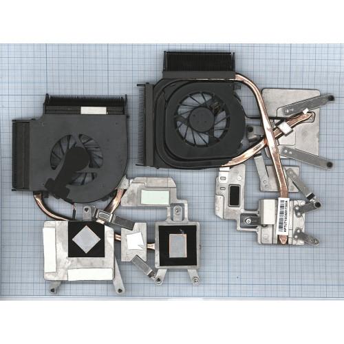 Система охлаждения для ноутбука HP DV6 DV6-1000 AMD
