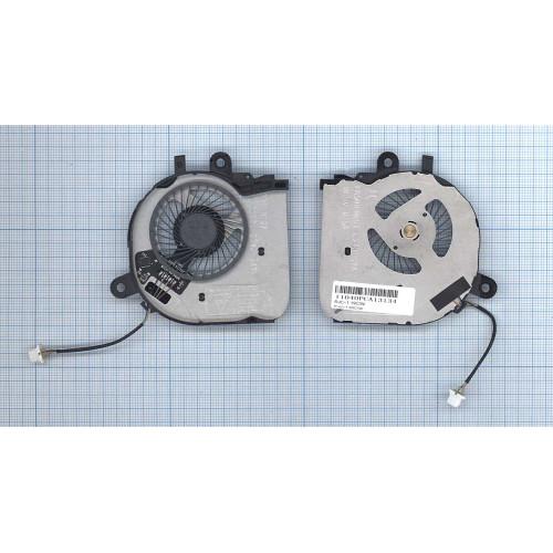 Вентилятор (кулер) для ноутбука HP EliteBook Folio 1040 G1 CPU большой