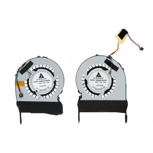 Вентилятор (кулер) для ноутбука HP Envy 13-1000 (пара)