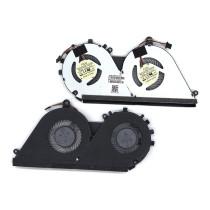 Вентилятор (кулер) для ноутбука HP Envy 14-j (двойной)