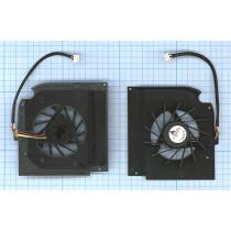 Вентилятор (кулер) для ноутбука HP Pavilion DV9000 DV9100 DV9200 DV9300 (дискретная видеокарта)
