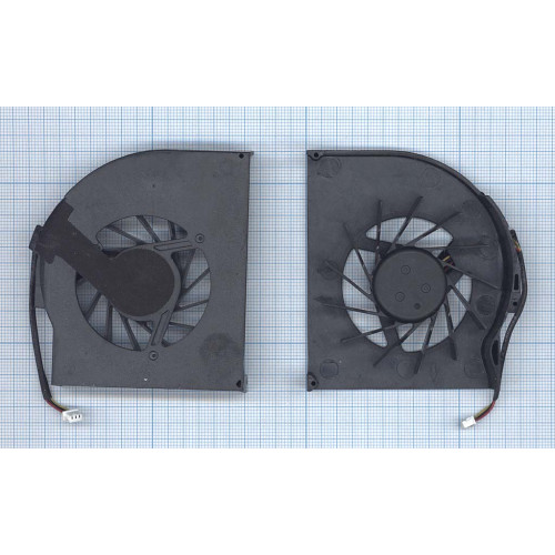 Вентилятор (кулер) для ноутбука HP Pavilion HDX x18-1000  x18-1100  x18-1200  x18t-1000  x18t-1100