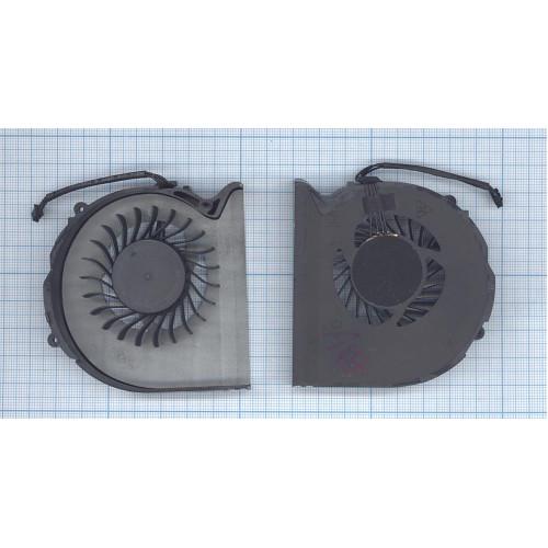 Вентилятор (кулер) для ноутбука HP Zbook 15 G2