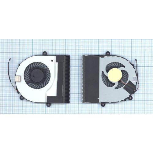 Вентилятор (кулер) для ноутбука Lenovo Ideapad S20-30 Touch