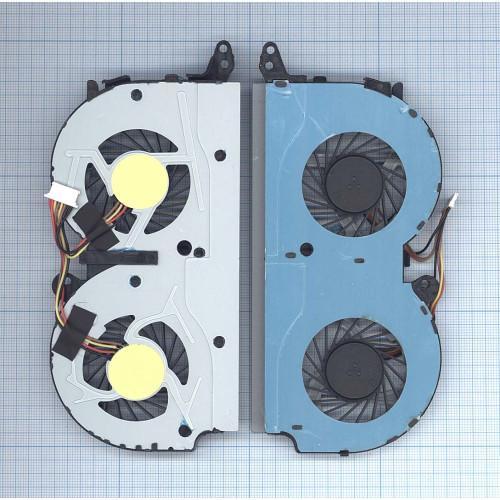 Вентилятор (кулер) для ноутбука Lenovo IdeaPad Y70 Y40-70 Y40-80 Y40-70AT Y40-70AM