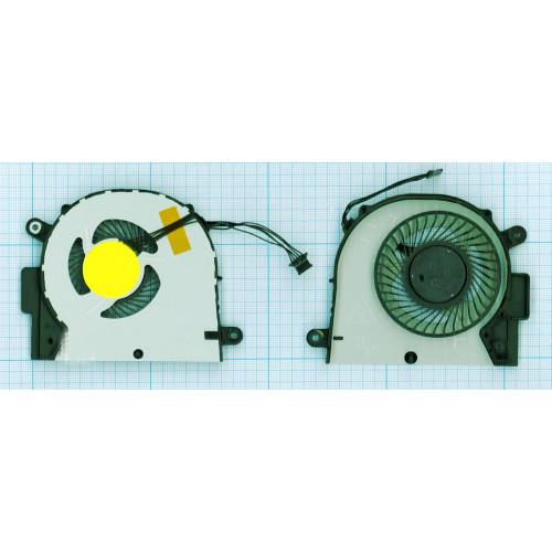 Вентилятор (кулер) для ноутбука Lenovo Y50C V4000