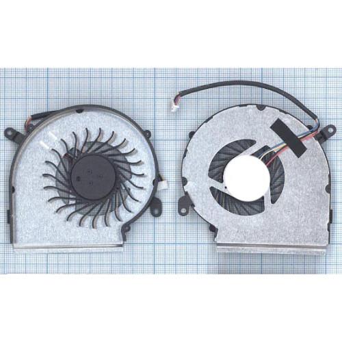 Вентилятор (кулер) для ноутбука MSI GE62VR GE72VR GP62MVR GP62VR GP72VR (GPU) 4-pin