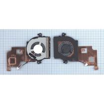 Система охлаждения для ноутбука Samsung N148 N150 N210 NB30 VER-2
