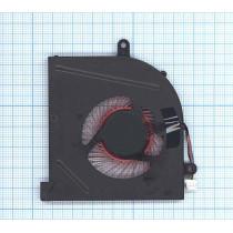 Вентилятор (кулер) для ноутбука MSI GS63 GS63VR GS73 GS73VR (CPU)
