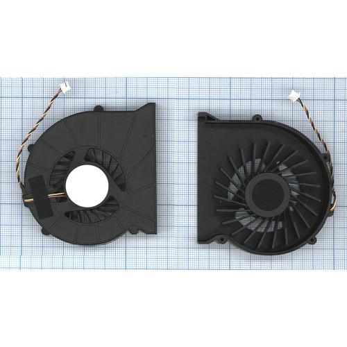 Вентилятор (кулер) для ноутбука MSI MS1452 EX460 EX460x PR400 EX600 CR500 CX600 GE600 VER-1