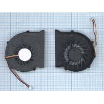 Вентилятор (кулер) для ноутбука MSI MS1452 EX460 EX460x PR400 EX600 CR500 CX600 GE600 VER-2
