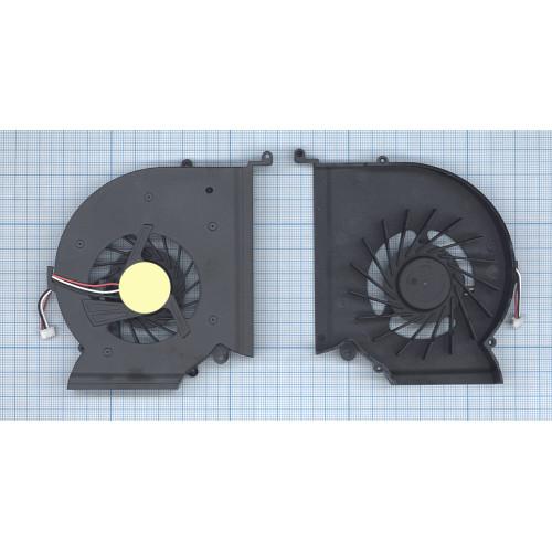 Вентилятор (кулер) для ноутбука Samsung R711 R720 R729 R730 R750 R770 R780