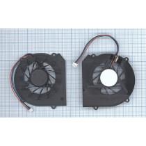 Вентилятор (кулер) для ноутбука Samsung R50, R55