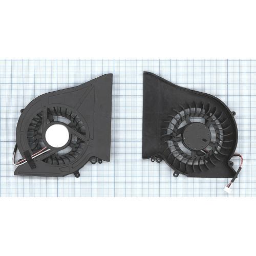 Вентилятор (кулер) для ноутбука Samsung R718 R720