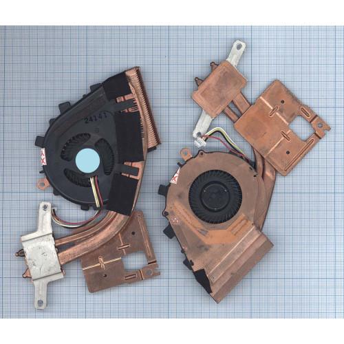 Система охлаждения для ноутбука Sony Vaio VPC-Z1