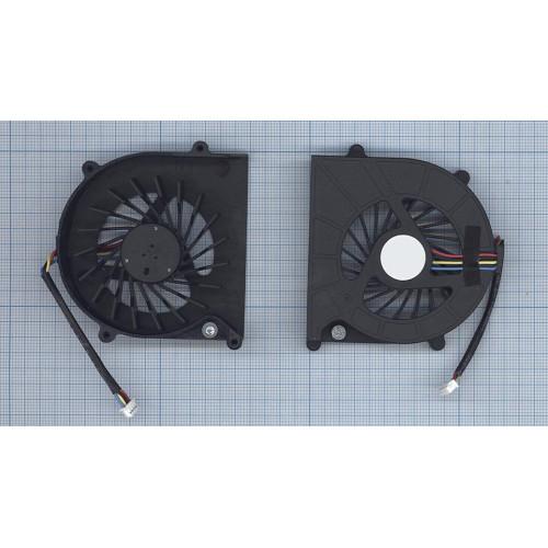 Вентилятор (кулер) для ноутбука Toshiba Satellite L630 VER-2 (4 pin)
