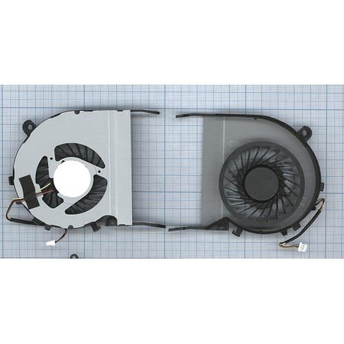 Вентилятор (кулер) для ноутбука Toshiba Satellite C800 L800 M800 VER-1