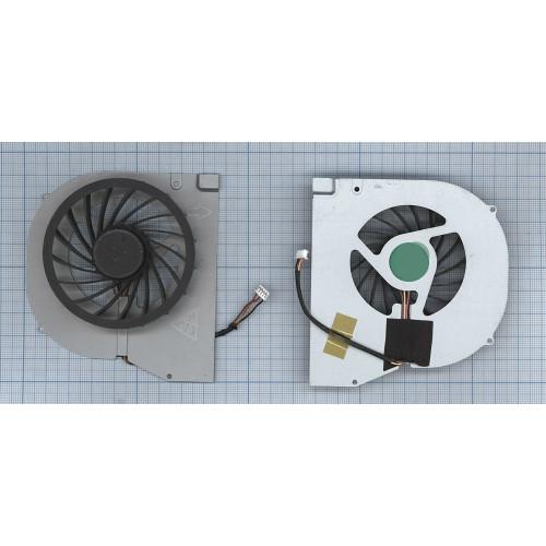 Вентилятор (кулер) для ноутбука Toshiba Qosmio X770 X775